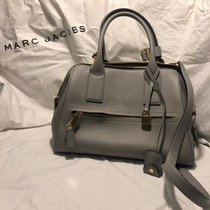NEW Marc Jacobs Incognito Bag - Gray